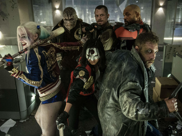 Cast of Suicide Squad
