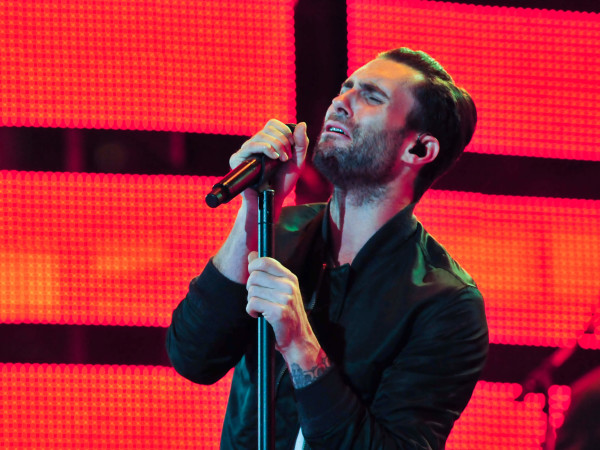 Maroon 5 Adam Levine earnest