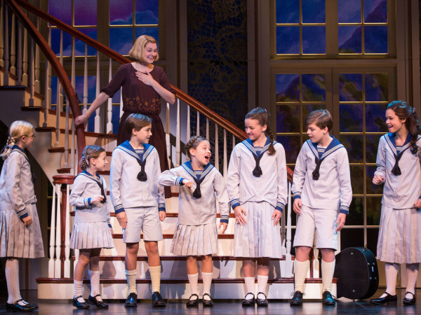 Sound of Music play musical national tour Kerstin Anderson 2016