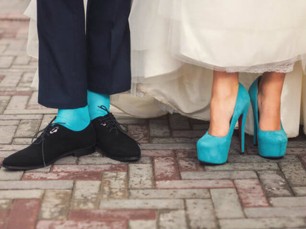 Austin wedding shoes