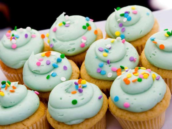 SusieCakes cupcakes