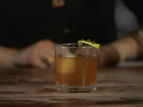 Austin Whistler's old fashioned