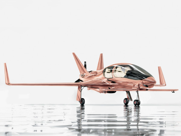 Neiman Marcus Valkyrie Private Plane Fantasy Gift, 2016