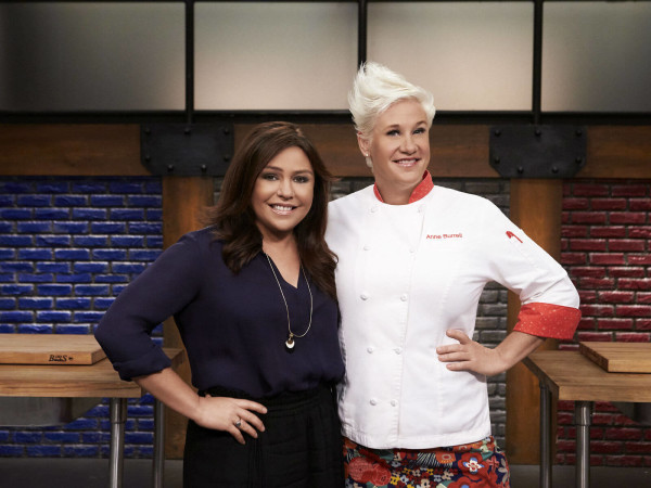 Worst Cooks, Anne Burrell, Rachael Ray