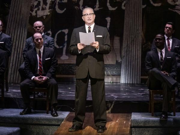 The Great Society Zach Theatre Lyndon B Johnson LBJ Steve Vinovich