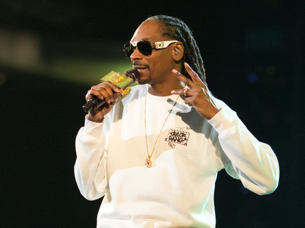 Houston, EA Sports Bowl at Club Nomadic, Jan 2016, Snoop Dogg
