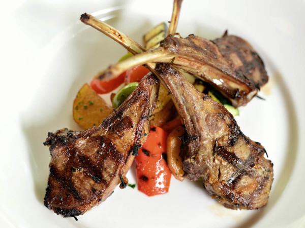 Aldo's Ristorante Italiano restaurant San Antonio Costoletta d'Agnello