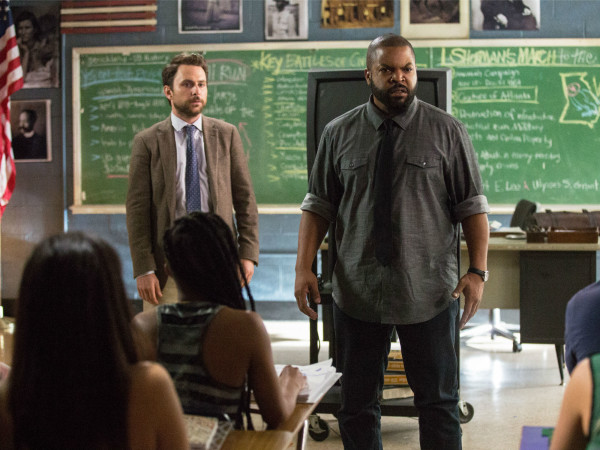 Charlie Day and Ice Cube in Fist Fight