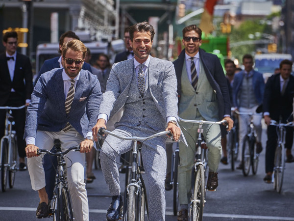 Suitsupply spring collection