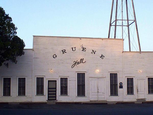 Gruene Hall