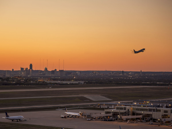 Austin-Bergstrom International Airport ABIA