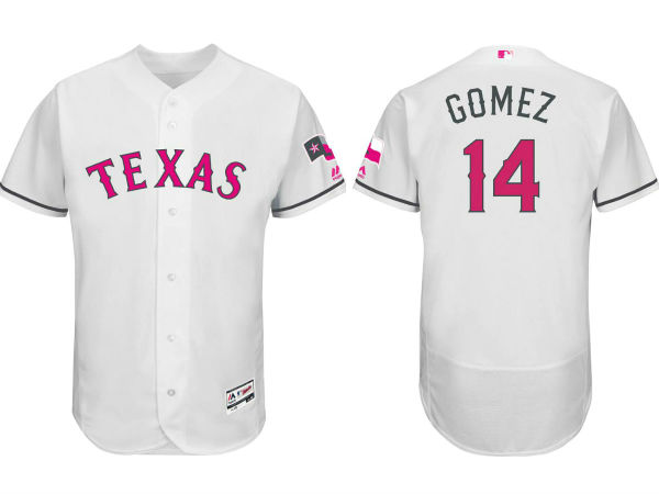 Texas Rangers uniforms