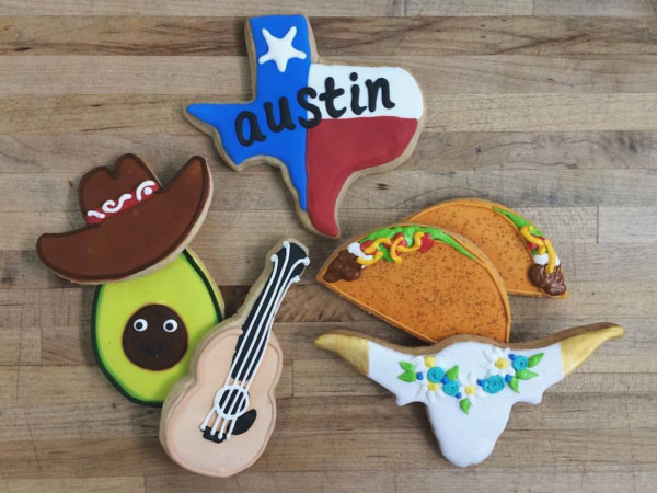 Quack's 43rd Street Bakery Austin cookies