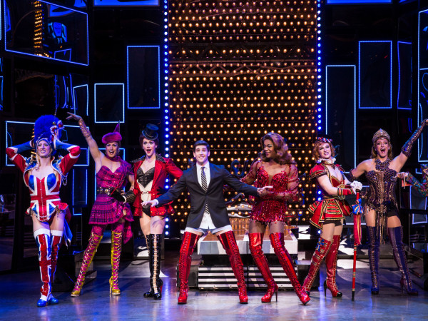 Kinky Boots on Broadway