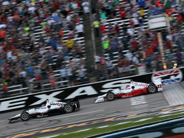 Texas Motor Speedway Indycar race