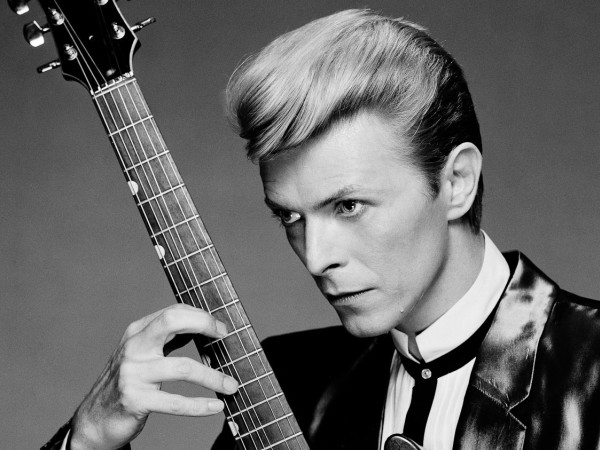 News_Greg Gorman_David Bowie