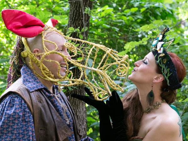 Shakespeare in the Park presents A Midsummer Night's Dream