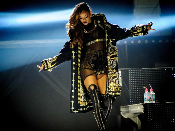 Rihanna in Givenchy