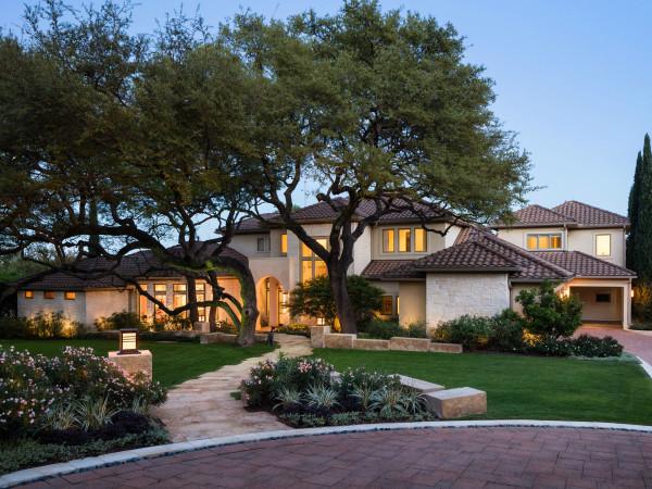 Austin house home 101 Pascal Lane Weslake Rob Roy neighborhood front exterior