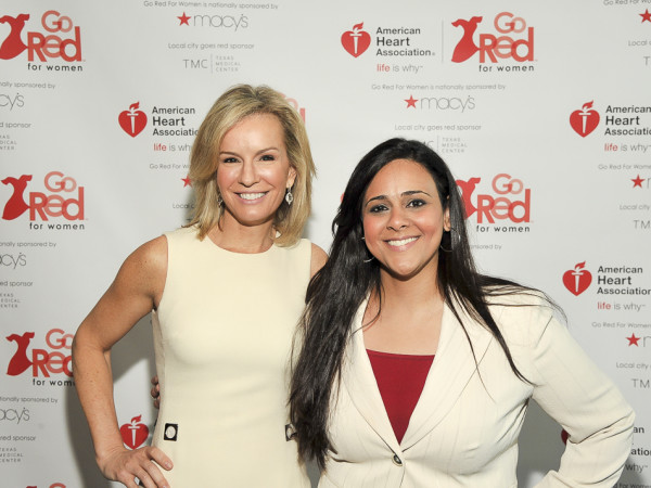 Go Red for Women, 5/16, Dr. Jennifer Ashton, Yara El-Sayed