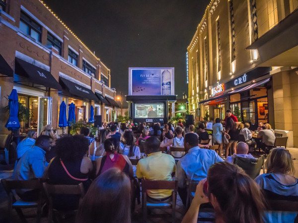 West Village South Alley Film Series