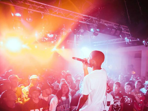 Vince Staples rapper musician 2014