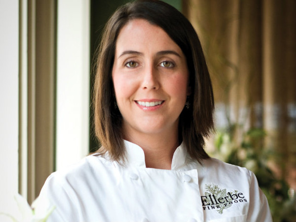 Chef Molly McCook of Ellerbe Fine Foods
