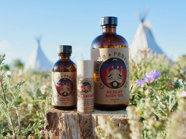 Bunkhouse Group El Cosmico Provision Co Apothecary body line