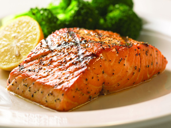Cool River Ranch Salmon