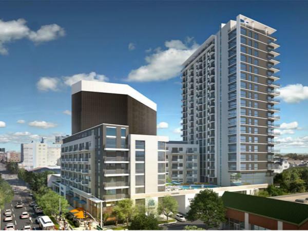 M Tower Uptown Dallas