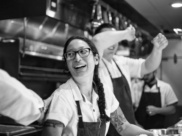 Chef Angela Hernandez