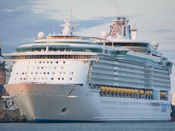 Royal Caribbean Liberty of the Seas cruise ship Galveston