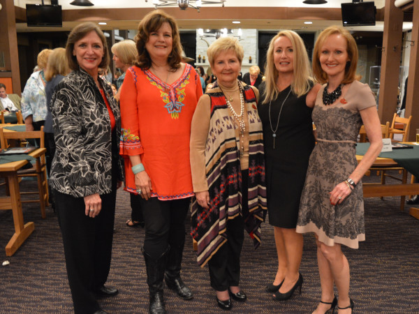 HLSR Trailblazers 2015 Kathleen Williams, Marilyn DeMontrond, Jonnie Steffek, Tricia Koch, Carol Sawyer
