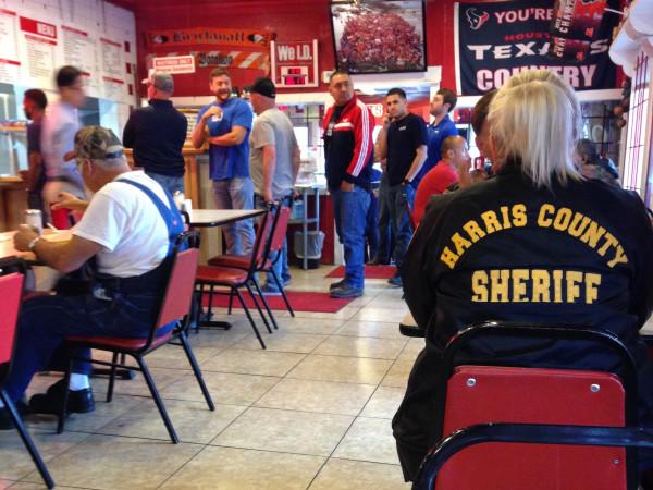 Laredo taqueria tacos
