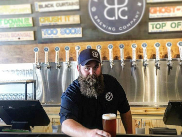 Peticolas Brewing tap room