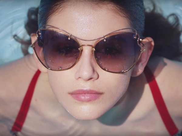 Miu Miu Scenique sunglasses