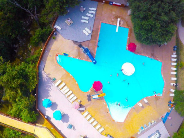 Texas Pool in Plano