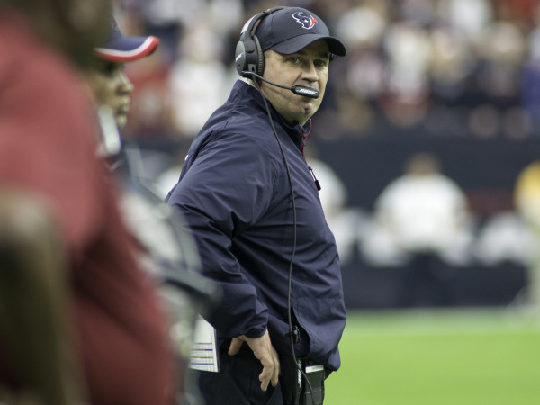 Bill O'Brien Texans Ravens