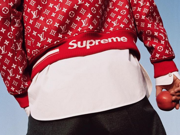 Louis Vuitton Supreme Collaboration