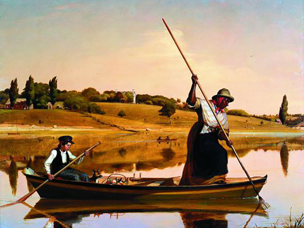 Amon Carter Museum of American Art presents Wild Spaces, Open Seasons: Hunting and Fishing in American Art