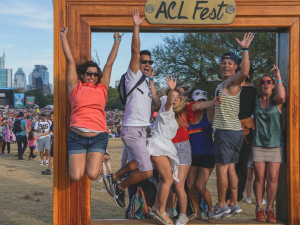 Austin City Limits Festival ACL Fest 2017 Weekend Two ACL Fest Frame Jump