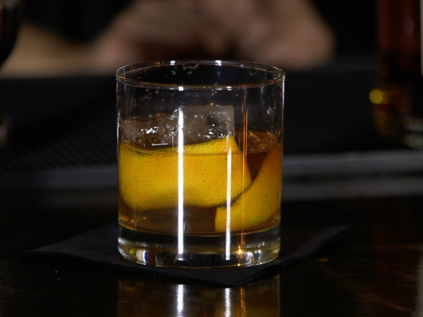 1870 Old Fashioned Cocktail from Henry's Majestic