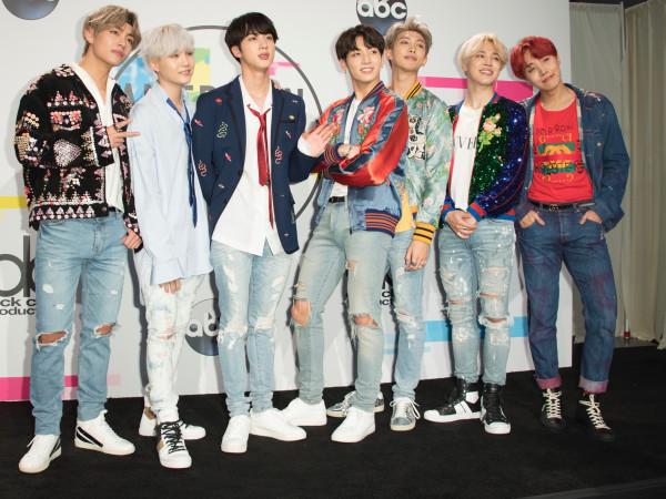 BTS at American Music Awards