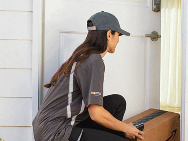 Amazon key delivery