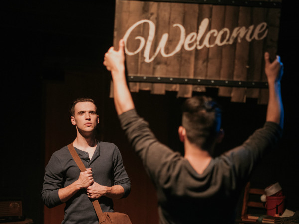 The Great Distance Home at WaterTower Theatre