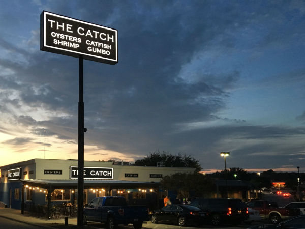 The Catch, Fort Worth