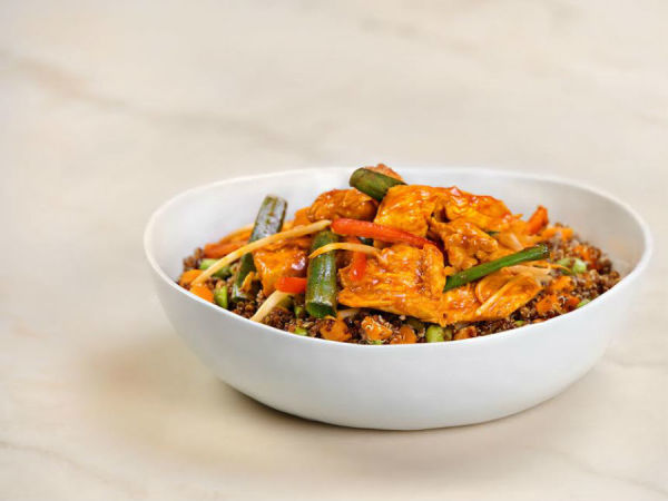 Pei Wei quinoa