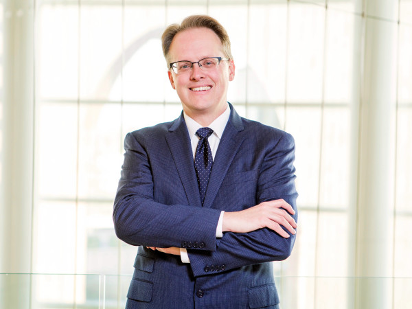 John Mangum, Houston Symphony CEO
