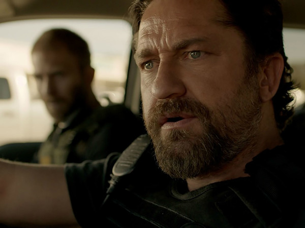 Gerard Butler in Den of Thieves