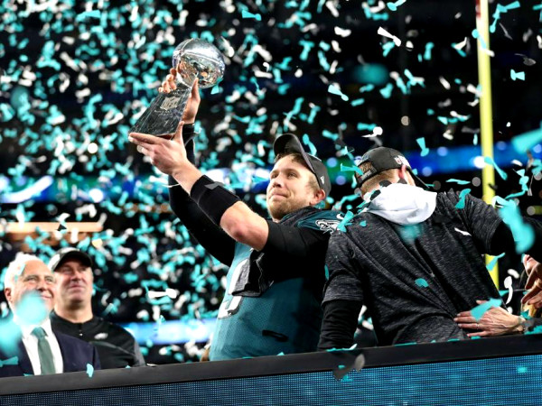 Super Bowl LII Nick Foles